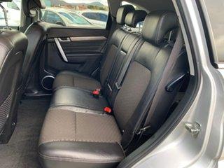 2017 Holden Captiva CG MY17 LT AWD Silver 6 Speed Sports Automatic Wagon