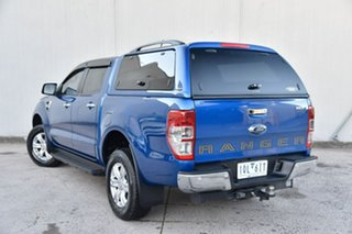 2019 Ford Ranger PX MkIII 2020.25MY XLT Blue 10 Speed Sports Automatic Double Cab Pick Up.