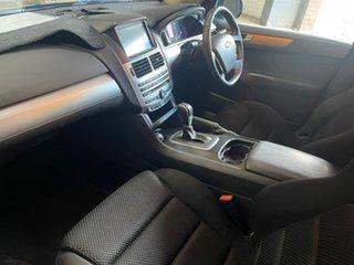 2012 Ford Falcon FG MkII XR6 Ute Super Cab Turbo Blue 6 Speed Sports Automatic Utility