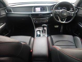2019 Kia Optima JF MY20 GT White 6 Speed Sports Automatic Sedan