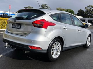 2015 Ford Focus LZ Trend Silver 6 Speed Automatic Hatchback
