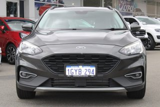 2019 Ford Focus SA 2019.25MY Active Grey 8 Speed Automatic Hatchback.