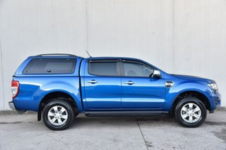 2019 Ford Ranger PX MkIII 2020.25MY XLT Blue 10 Speed Sports Automatic Double Cab Pick Up
