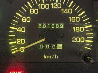 1993 Toyota Landcruiser FZJ80R GXL Silver 4 Speed Automatic Wagon