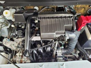 2018 Mitsubishi Mirage LA MY18 ES White 1 Speed Constant Variable Hatchback