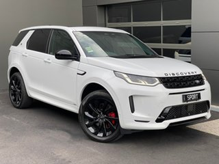 2020 Land Rover Discovery Sport L550 21MY R-Dynamic SE White 9 Speed Sports Automatic Wagon.
