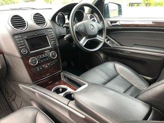 2010 Mercedes-Benz M-Class W164 MY10 ML350 CDI BlueEFFICIENCY AMG Sports Grey 7 Speed