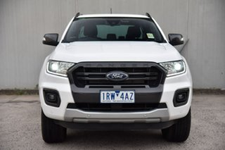2020 Ford Ranger PX MkIII 2020.75MY Wildtrak White 6 Speed Sports Automatic Double Cab Pick Up
