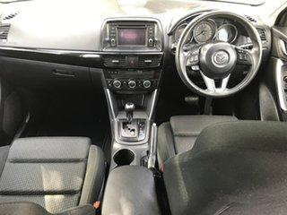 2012 Mazda CX-5 KE1021 Maxx SKYACTIV-Drive AWD Sport White 6 Speed Sports Automatic Wagon