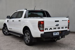 2020 Ford Ranger PX MkIII 2020.75MY Wildtrak White 6 Speed Sports Automatic Double Cab Pick Up.