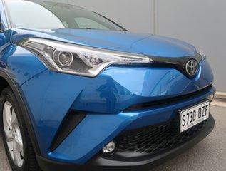 2017 Toyota C-HR NGX10R 2WD Blue 6 Speed Manual Wagon