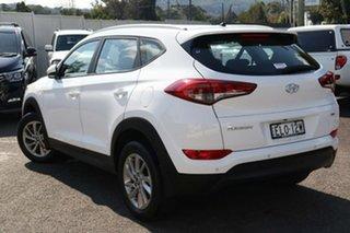 2017 Hyundai Tucson TL2 MY18 Active AWD White 6 Speed Sports Automatic Wagon.