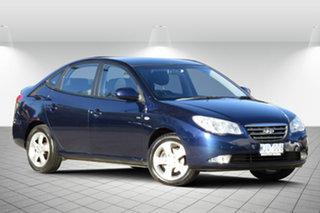2008 Hyundai Elantra HD Elite Abyss Blue 4 Speed Automatic Sedan.