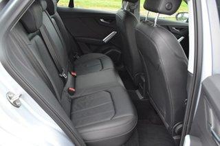 2018 Audi Q2 GA MY18 design S Tronic Silver 7 Speed Sports Automatic Dual Clutch Wagon