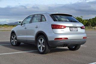 2014 Audi Q3 8U MY14 TFSI S Tronic Silver 6 Speed Sports Automatic Dual Clutch Wagon.