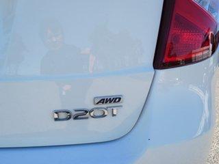 2014 Ssangyong Korando C200 MY14 SX White 6 Speed Automatic Wagon