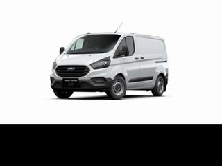 2021 Ford Transit Custom VN 2021.25MY 340S (Low Roof) Frozen White 6 Speed Manual Van