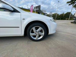 2003 Mazda 6 GG Classic 4 Speed Auto Activematic Hatchback