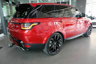 2020 Land Rover Range Rover Sport L494 20.5MY SE Red 8 Speed Sports Automatic Wagon