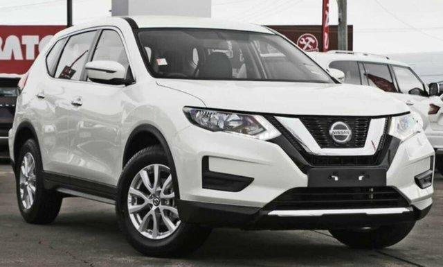 New Nissan X-Trail T32 MY21 ST (4WD) Castle Hill, 2021 Nissan X-Trail T32 MY21 ST (4WD) Ivory Pearl Continuous Variable Wagon
