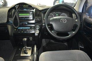 2007 Toyota Landcruiser VDJ200R GXL (4x4) Grey 6 Speed Automatic Wagon