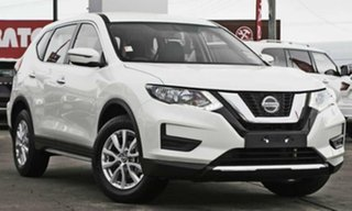 2021 Nissan X-Trail T32 MY21 ST (4WD) Ivory Pearl Continuous Variable Wagon.