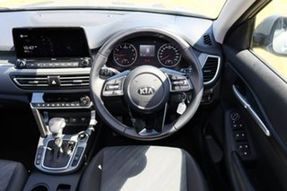 2020 Kia Seltos SP2 MY21 Sport (FWD) With Safety Pack Steel Grey Continuous Variable Wagon