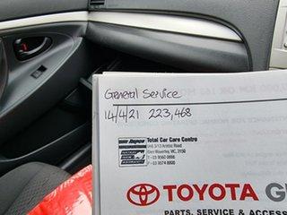 2008 Toyota Aurion GSV40R Touring Silver 6 Speed Sports Automatic Sedan