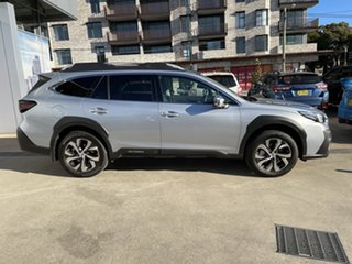2020 Subaru Outback MY21 AWD Touring Ice Silver Continuous Variable Wagon
