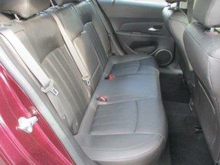 2013 Holden Cruze JH Series II CDX Burgundy Auto Seq Sportshift Sedan
