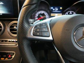 2016 Mercedes-Benz C-Class C205 C250 d 9G-Tronic Black 9 Speed Sports Automatic Coupe