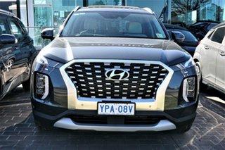 2021 Hyundai Palisade LX2.V1 MY21 Highlander 2WD Steel Graphite 8 Speed Sports Automatic Wagon.