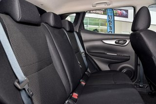 2017 Nissan Qashqai J11 N-Sport Gun Metallic 1 Speed Constant Variable Wagon