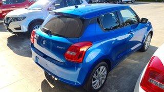 2021 Suzuki Swift SWIFT6 SWIFT GL NAVIGATOR Speedy Blue Hatchback