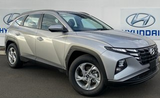 2021 Hyundai Tucson TL4 MY21 Active (2WD) Shimmering Silver 6 Speed Automatic Wagon.
