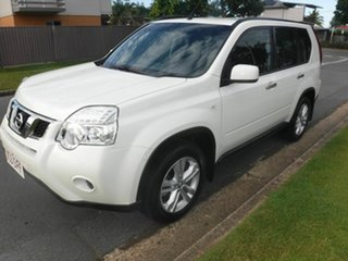 2012 Nissan X-Trail T31 ST Pearl White 1 Speed Automatic Wagon
