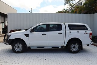 2015 Ford Ranger PX XL White 6 Speed Sports Automatic Cab Chassis