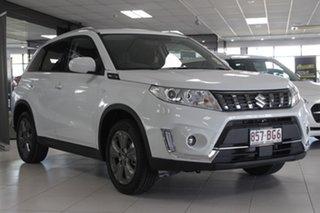 2021 Suzuki Vitara LY Series II 2WD Pearl White 5 Speed Manual Wagon.