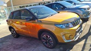 2021 Suzuki Vitara VITARA1 GLX+ Solar Yellow Wagon.