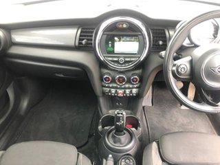 2018 Mini Hatch F55 LCI Cooper DCT Silver 7 Speed Sports Automatic Dual Clutch Hatchback