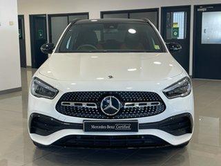 2020 Mercedes-Benz GLA-Class H247 801MY GLA200 DCT White 7 Speed Sports Automatic Dual Clutch Wagon