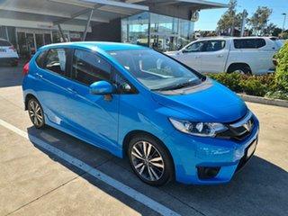 2016 Honda Jazz GF MY17 VTi-S Blue 1 Speed Constant Variable Hatchback.