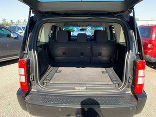 2009 Dodge Nitro KA MY08 SX Black 4 Speed Automatic Wagon