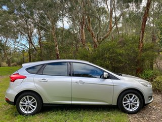 2017 Ford Focus LZ Trend Ingot Silver 6 Speed Automatic Hatchback.