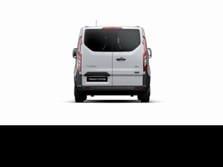 2021 Ford Transit Custom VN 2021.25MY 340S (Low Roof) Frozen White 6 Speed Manual Van.