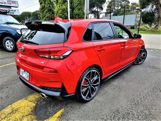 2020 Hyundai i30 PDe.3 MY20 N Performance Red 6 Speed Manual Hatchback.