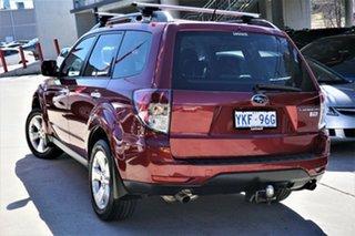 2010 Subaru Forester S3 MY10 2.0D AWD Premium Maroon 6 Speed Manual Wagon