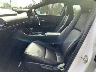 2019 Mazda 3 BP Series G20 Touring White Sports Automatic Hatchback