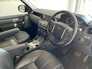 2015 Land Rover Discovery Series 4 L319 MY16 HSE Grey 8 Speed Sports Automatic Wagon