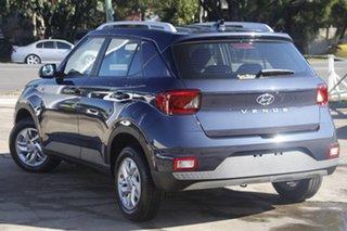 2021 Hyundai Venue QX.V3 MY21 The Denim 6 Speed Automatic Wagon.
